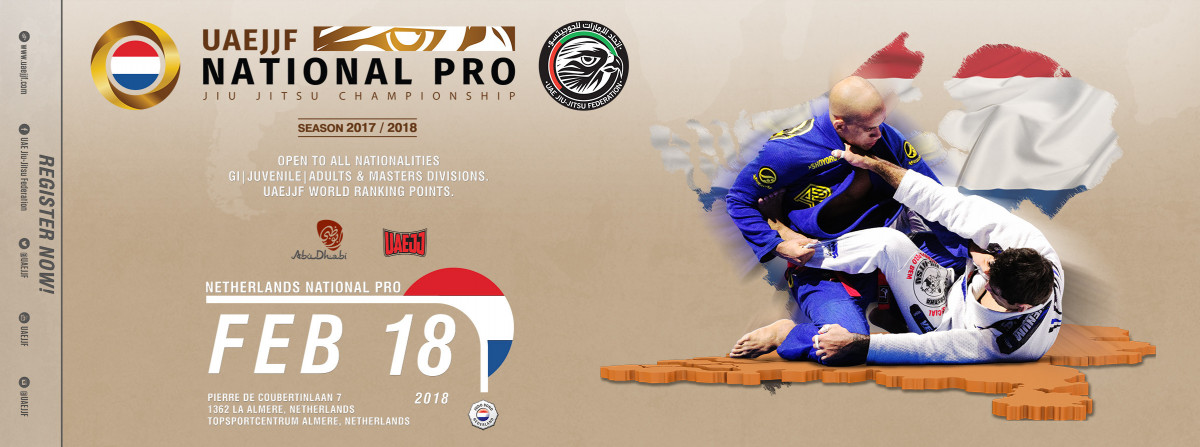 Results, NETHERLANDS NATIONAL PRO JIU-JITSU CHAMPIONSHIP