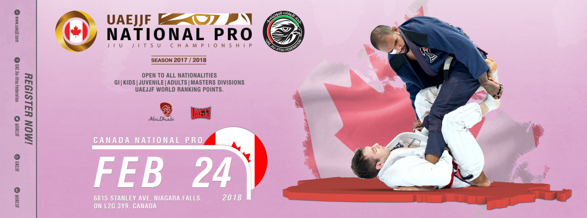 Results, CANADA NATIONAL PRO JIU-JITSU CHAMPIONSHIP - GI - UAE Jiu