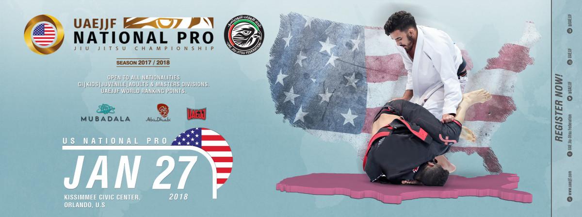 Results, USA NATIONAL PRO JIU-JITSU CHAMPIONSHIP - GI - UAE